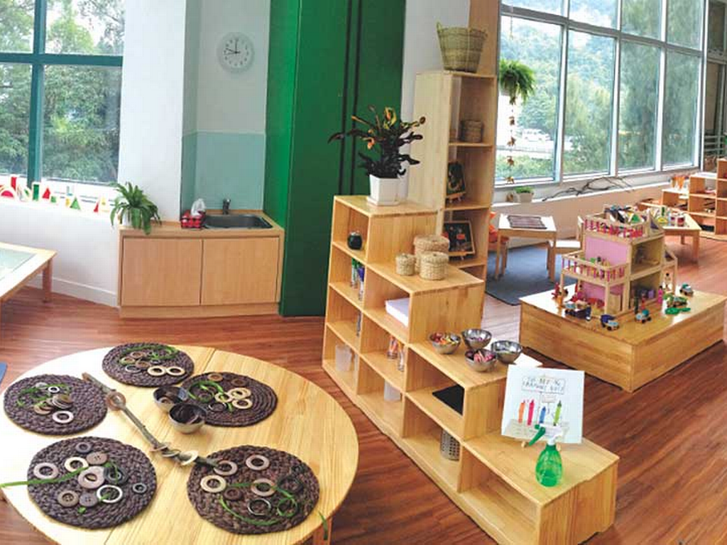 Reggio Classroom Decor Ideas ~ New hong kong preschool with a reggio emilia approach